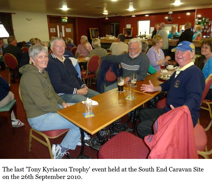 2010 - The Last Tony Kyriacou Trophy