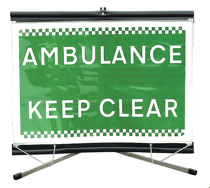 Ambulance Keep Clear